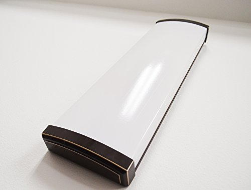 Orilis Elegant Oil Rubbed Bronze 4 Ft 2 Light 48w