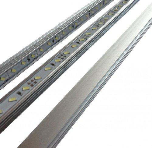 48 Best Kitchen Lighting Fixtures: Kitchen Under Cabinet Lighting Kit LED Bar Fixture WARM