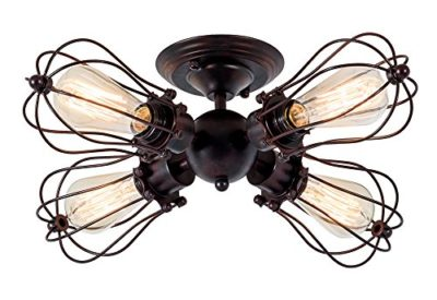 Fantastic Industrial Wall Sconce Luling Rustic Loft Antique Wall Lights Wire Wiring Digital Resources Bioskbiperorg